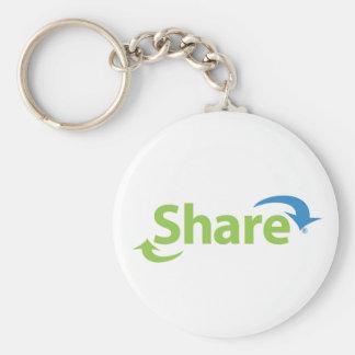 Share- Keychain