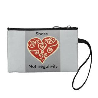 share Love 2 Change Purse