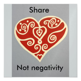 share Love 2 Magnetic Card