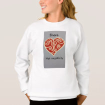 share Love 2 Sweatshirt