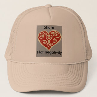share Love 2 Trucker Hat
