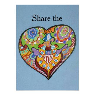 Share Love Card