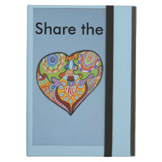 Share Love Cover For iPad Air