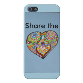 Share Love Cover For iPhone SE/5/5s