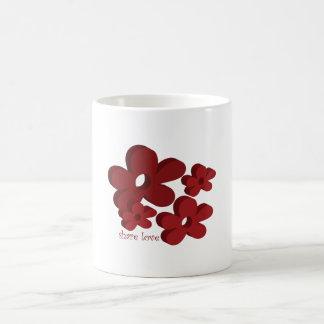 Share love - Customized Classic White Coffee Mug