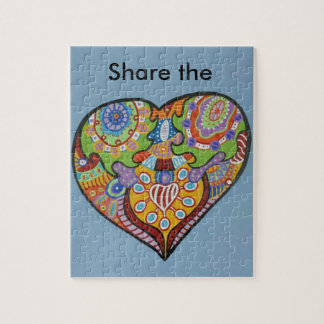 Share Love Jigsaw Puzzle