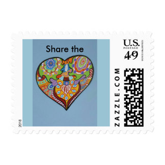 Share Love Postage