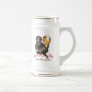 Share Miller with your best friend 18 Oz Beer Stein