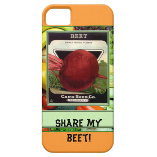 Share my beet! iPhone SE/5/5s case