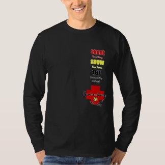 Share Show Tell - Survivor Jewelry T-Shirt