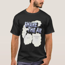 Share the Air Dark T-Shirt