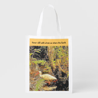 share the earth grocery bag
