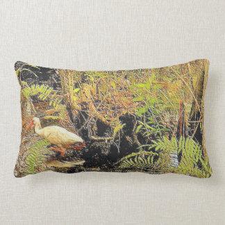share the earth lumbar pillow