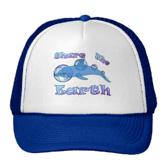 Share The Earth Trucker Hat