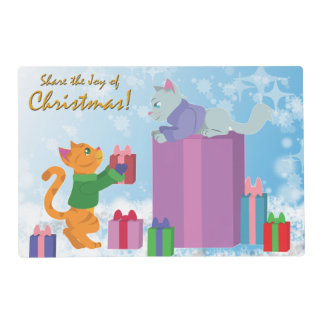 Share The Joy of Christmas! Placemat