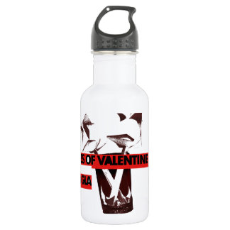 Share the love a glass of valentine peace.jpg water bottle