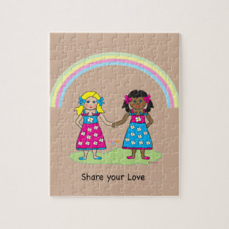 Share the Love - Equality for All Jigsaw Puzzle