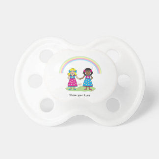 Share the Love - Equality for All Pacifier