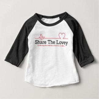 Share The Lovey Infant Raglan Shirt