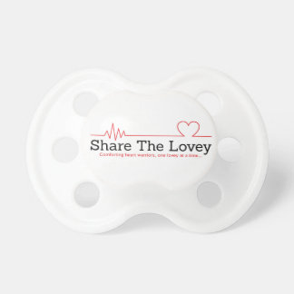 Share The Lovey Pacifier