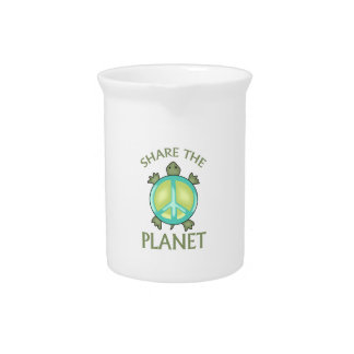 SHARE THE PLANET PITCHERS