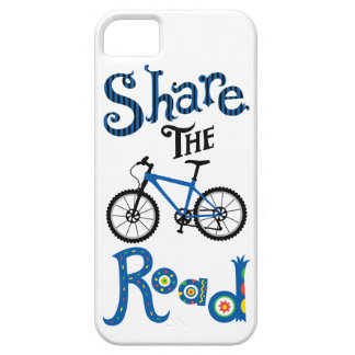 Share The Road iPhone 5 case