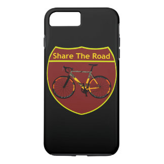 Share The Road iPhone 8 Plus/7 Plus Case