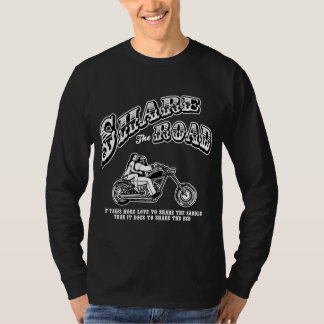 Share the Road T Shirt