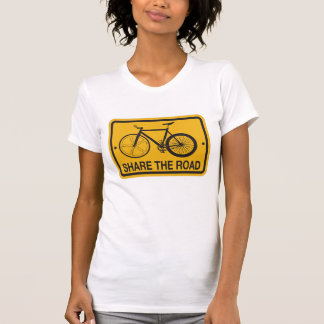 SHARE THE ROAD T-SHIRTS