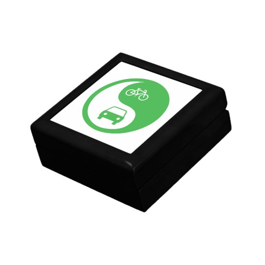 Share the Road Yin Yang Gift Box