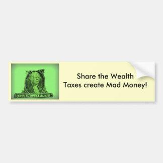 Share the W... Bumper Stickers