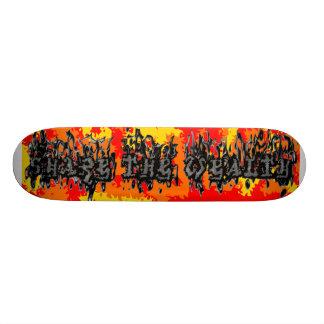 Share the Wealth Skateboard