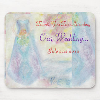 Share This Special Day Wedding I Mouse Pad