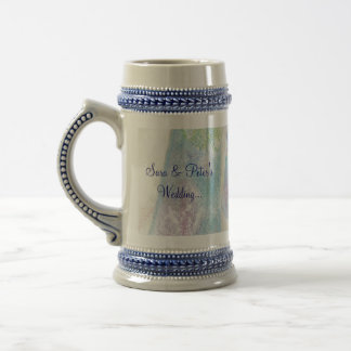 Share This Special Day Wedding II 18 Oz Beer Stein