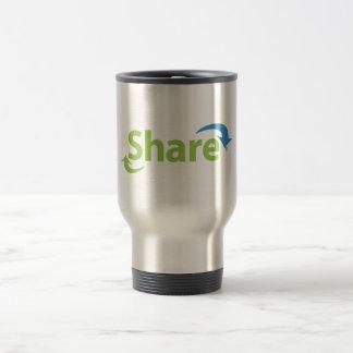 Share- Travel Mug