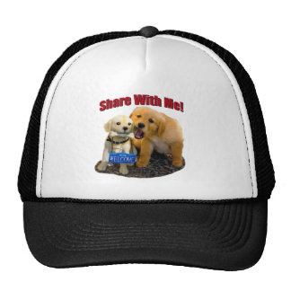 Share With Me Trucker Hat