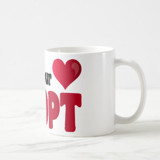 Share Your Heart Adopt Coffee Mug