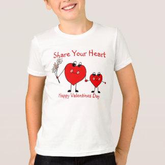 Share Your Heart Kids T-Shirt
