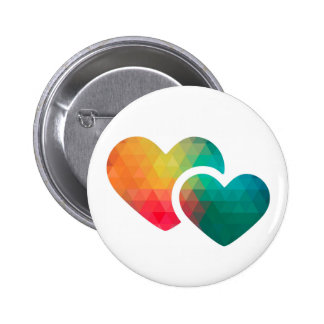 Share Your Love Pinback Button