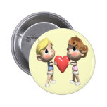 Shared Heart T-shirts and Gifts Button