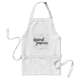 Shared Journey Adult Apron