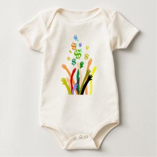 Shared ProsperTEE Baby Bodysuit