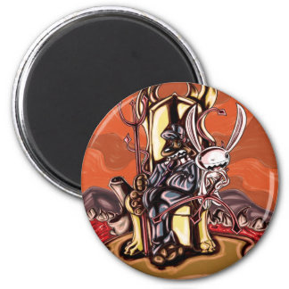 Shareholders of Hell 2 Inch Round Magnet
