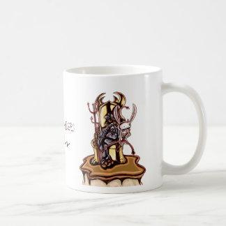 Shareholders of Hell Classic White Coffee Mug