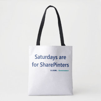 SharePoint Bag for those sponsors brochures