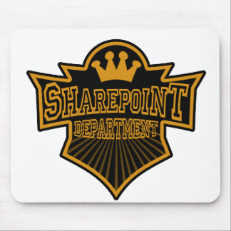 SharePoint Department Mousepad
