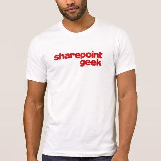 SharePoint Geek Red T-shirt