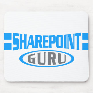 SharePoint Guru Mousepad