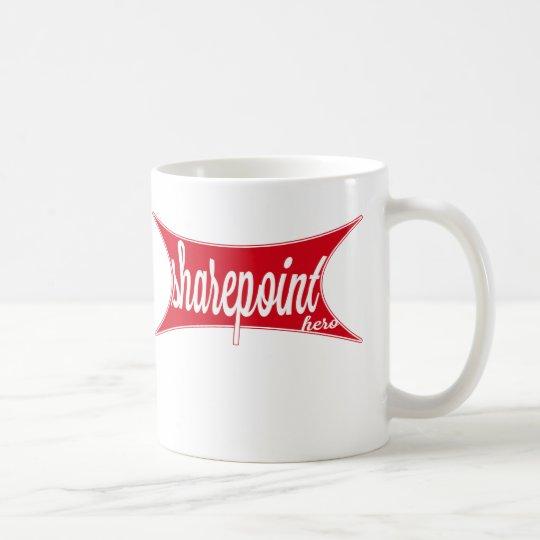 SharePoint Hero Mug