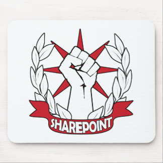 SharePoint Revolution Mouse Pad